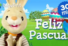 ¡Feliz Pascua! Recopilatorio de Harry el Conejito