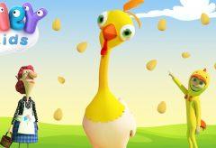La Gallina Turuleca y otras canciones para niños y niñas / Hey Kids