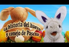 La Historia del Huevo y Conejo de Pascua – Historias infantiles