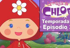 La Magia de Chloe – El misterio del Arco Iris – Episodio Completo T01.C02