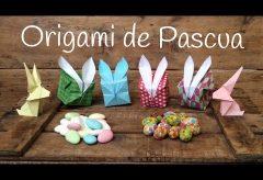 Manualidades de Pascua: cajitas para regalo con orejitas de conejo
