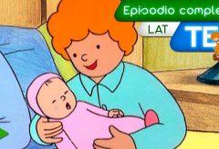 Teo – Teo cuida el bebé / Cap. 08