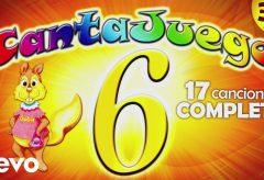 CantaJuego – CantaJuegos Volumen 6 Completo