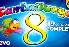 CantaJuego – CantaJuegos Volumen 8 Completo