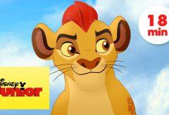 La Guardia del León – Canciones 2ª Parte