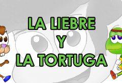 La liebre y la tortuga / Videocuento infantil