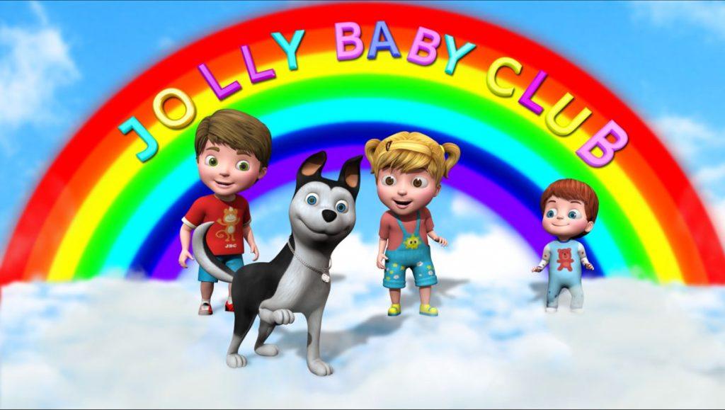 Jolly Baby Club, vídeos infantiles en idiomas