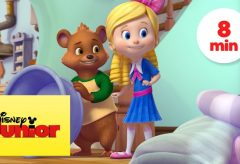 Las canciones de Goldie y Osito / Disney Junior