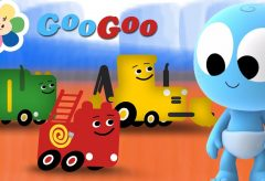 Aprende con Googoo / Aprendiendo los camiones