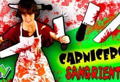 Disfraz de carnicero asesino para Halloween – DIY
