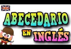El Abecedario en inglés – Aprende inglés con Mr. Pea