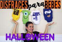 Preparar disfraces para el día de Halloween o día de todos los Santos – DIY