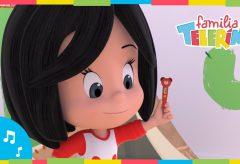 Tengo una muñeca vestida de azul y otras canciones infantiles de la Familia Telerín