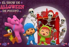 El Show de Halloween de Pocoyó y Nina