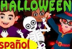 Halloween llegó / Canciones infantiles de Halloween