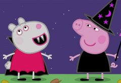 Halloween Party – Peppa Pig