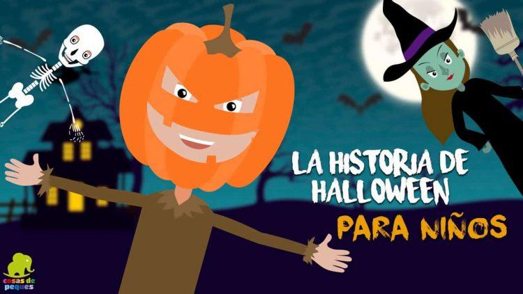 Historia de Halloween para niños / Cuentos de Halloween