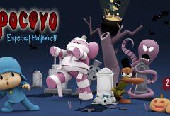 Peli de terror para niños y niñas  / Pocoyó en Halloween