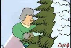 La Pequeña Lulu – El Árbol de Navidad