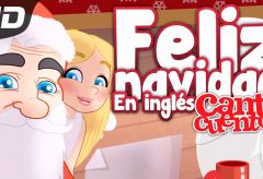 We Wish You A Merry Christmas / Villancicos Animados  / Christmas Songs for Children