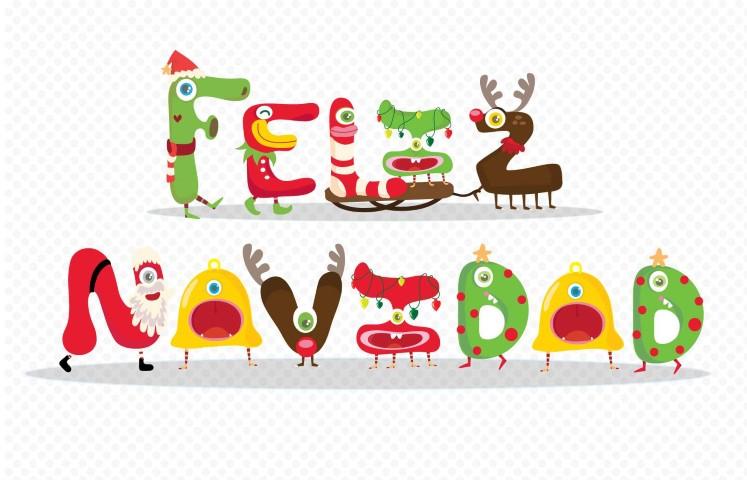 Feliz Navidad de Vídeos-Infantiles.NET