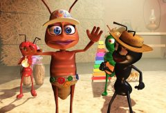 La Señora Cucaracha |  Canciones de la Granja de Zenón